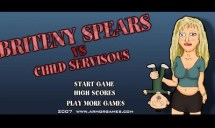 Britney Spears vs Child Servisous