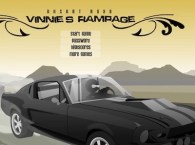 Desert Road – Vinnie's Rampage