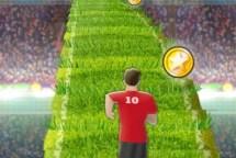 Euro Soccer Sprint Runner
