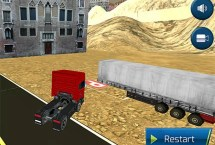 Highway Truck Driving