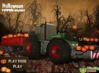 Halloween Pumpkin Delivery