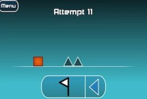 The Impossible Game Like Geometry Dash