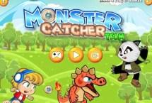 Monster Catcher Team