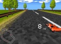Pixel or Pyxel Paper Kart
