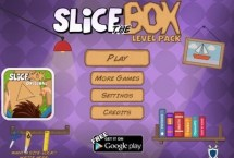 Slice the Box