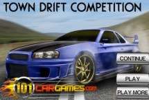 Town Drift Competition