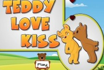 Teddy Love Kiss