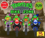 Teenage Mutant Ninja Turtles Bike Zone