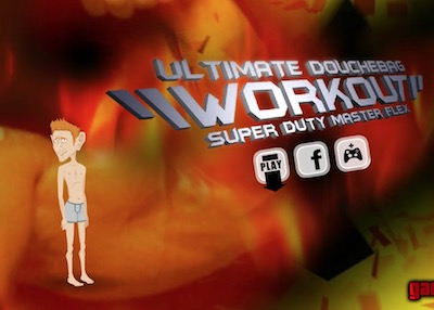 Ultimate Douchebag Workout Doomsplay Games