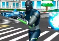 Punch Superhero
