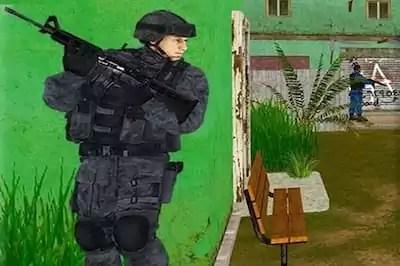 Gun Strike