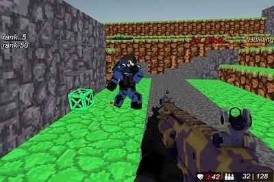 Blocky Wars