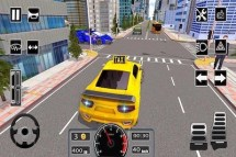 Taxi Simulator (Drive with Passengers)