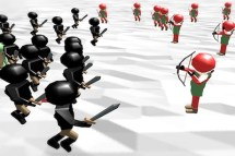 Stickman Simulator: Final Battle (Let's War)