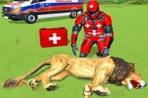 Animal Rescue Robot Hero