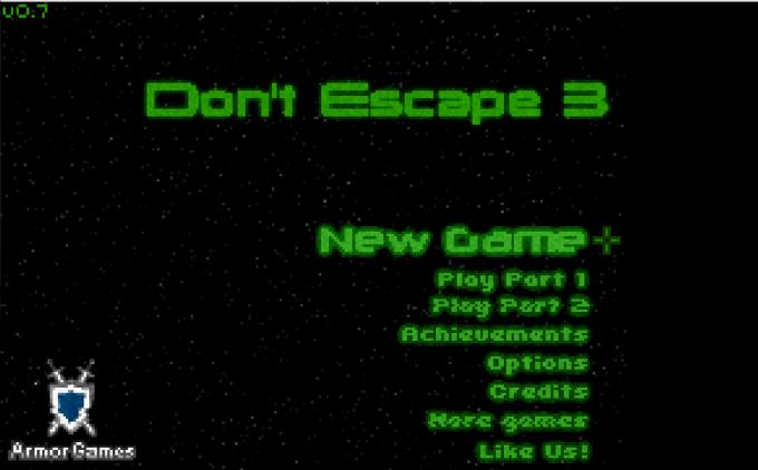 Don T Escape Unblocked Games 66 Games World