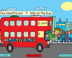 bus counting game