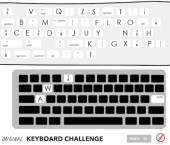 The Original Keyboard Challenge
