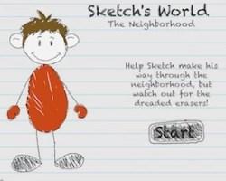 sketch world