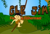 Jungle Jim as the Fledgling Fisherman