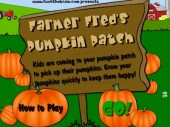 Farmer Fred's Pumpkin Patch