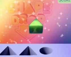 shape drop