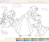 Snow White Painting