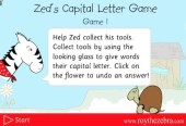 Learn Capital Letters (Advanced Version)