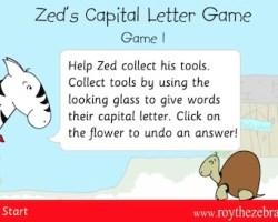 capital letter advanced