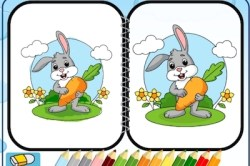 Easter Coloring Game