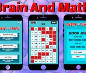 Brain and Math (Identify the Number)