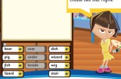 Words and Pictures: Rhyme Time Game