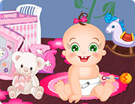 Baby Room Decoration Ideas Barbie Cleaning And House Games Arts Et Cuisine Bali