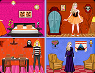 Draculaura Doll House Decor