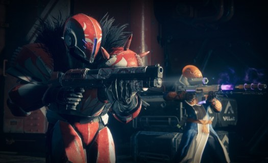 Destiny 2 Crashes Due to PlayStation Network Server Issue