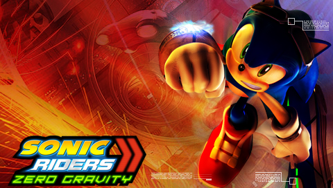 free SONIC RIDERS game download