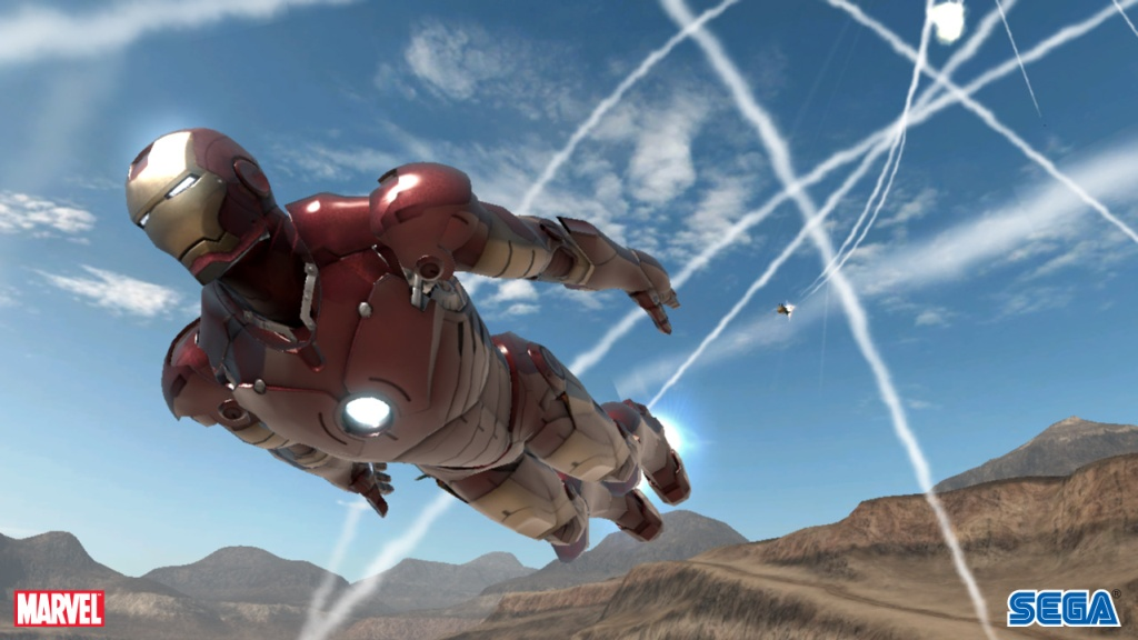 Iron Man - Flying Gameplay Video screenshot 2
