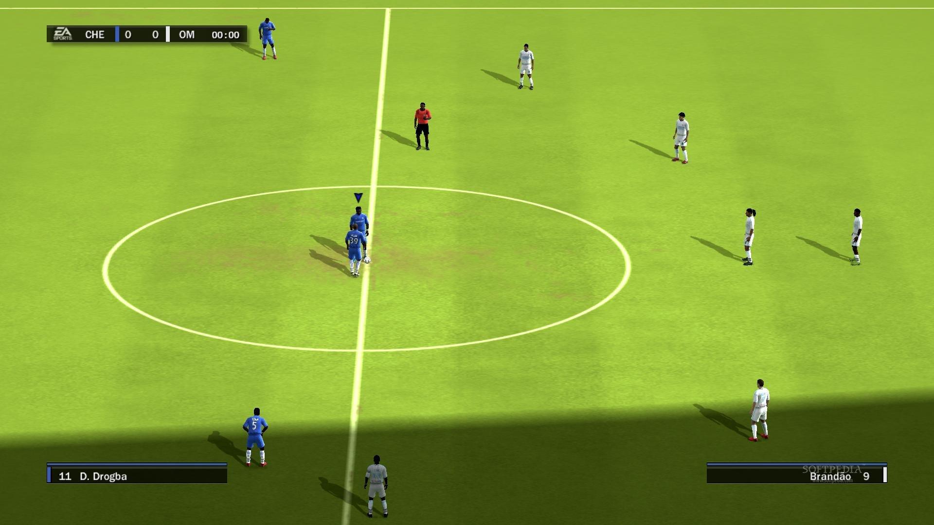 حصرية لعبة Fifa 10 فيفا 2010 على بلاي ستيشن 2 جديد