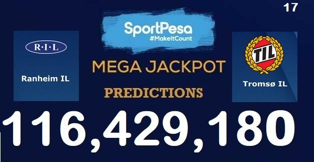 Sportpesa Mega Jackpot Predictions This Week: All 17 Games: November