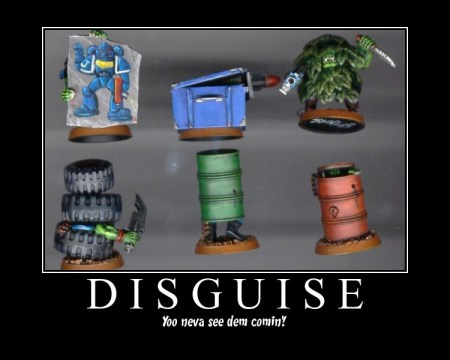 Ork Disguises