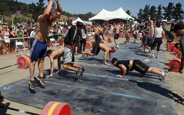 Image result for 2008 CrossFit Games