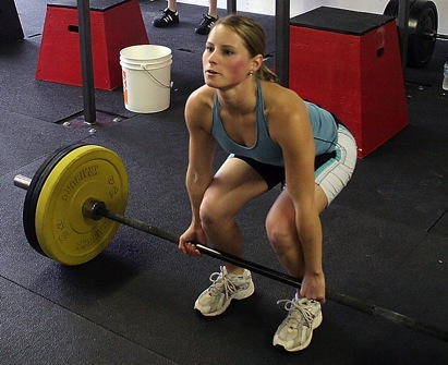 peso muerto, crossfit, powerlifting