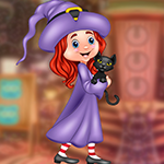 G4K Lethargic Witch Girl Escape