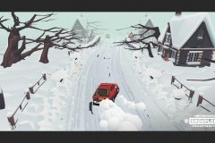 DRIVE-An-Endless-Driving-Video-Game-ios