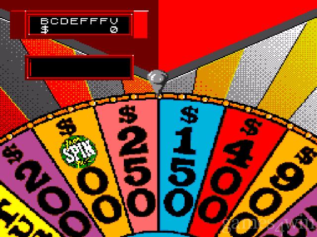 Wheel Of Fortune Sega Cd Download On Games4win