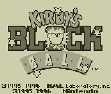 KirbysBlockBall