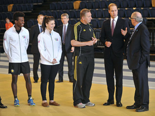 Glasgow 2018 Youth Games Bid Gets Royal Support