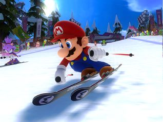 Mario and Sonic To Compete At Sochi 2014 Olympic Winter Games Under Nintendo Flag