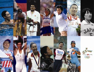 13 Olympic And Paralympic Athletes To Promote Tokyo 2016 In Copenhagen