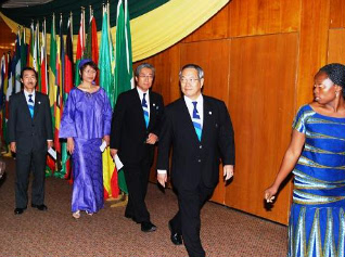 High-Level Tokyo 2016 Delegation Presents At ANOCA
